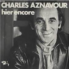 Charles Aznavour - Hier encore {piano} by 0_Sarah and 00_Bribri33 ...