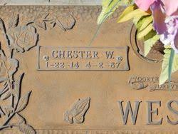 Chester Wayne West (1914-1987) - Find A Grave Memorial
