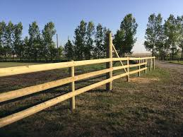 The Ultimate Horse Fence 3 Two Strand Crosstie Fencing Facebook