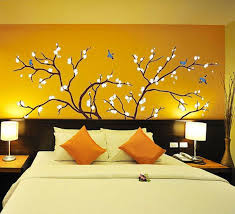 Bedroom Tree Birds Beautiful Home Wall Art Stickers Decals Brighten Any Room Wall Decor Stickers Home Wall Art Tree Wall Decal