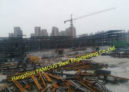 epc project multi y steel building