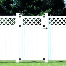 Home Depot Plastic Fence Panels