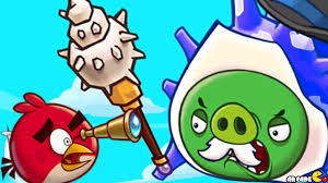Angry Birds Fight! RPG Puzzle - New Sazae Family Is Here! - YouTube
