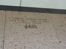 Samuel Aaron Steeg (1922-2009) - Find A Grave Memorial