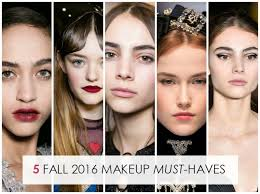 makeup s for fall 2016