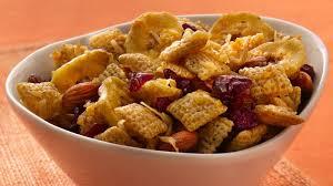 ginger honey crunch chex mix recipe