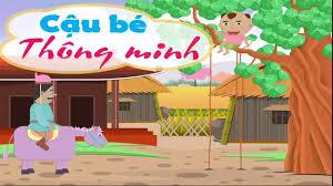 Cậu Bé Thông Minh - Truyện Cổ Tích Việt Nam [HD 1080p]