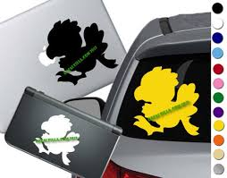 Final Fantasy Chocobo Decal Sticker For Cars Laptops 3ds Etsy
