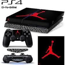 Ps4 Shoebox 4 Air Jordan 3 Retro Shoe Box Whole Body Vinyl Skin Sticker Decal Cover For Ps4 Playstation 4 Syst Playstation Playstation 4 Playstation 4 Ps4