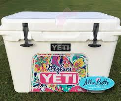 Yeti Roadie Ortundra Cooler Wrap Decal Custom Yeti Cooler Etsy