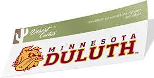 Amazon Com University Of Minnesota Duluth Umd Bulldogs Ncaa Vinyl Decal Laptop Water Bottle Car Scrapbook Sticker 00043 Arts Crafts Sewing