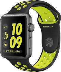 APPLE Watch Nike+ Series 2 42mm Space ...