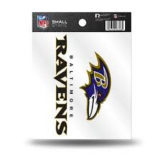 Raven Zone Baltimore S 1 Fanshop For Officially Licensed Baltimore Ravens And Orioles T Shirts Apparel Merchandise And Much More Baltimore Ravens Small Static Cling Decal Raven Zone Sports