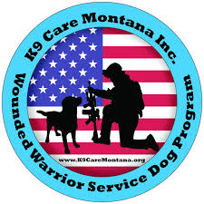 K9cm Wounded Warrior Car Decal