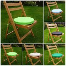 round garden chair cushion pad only