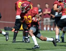 Highlights from Monday's USC football ...