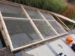 Koi Pond Predators Pond Electric Fences