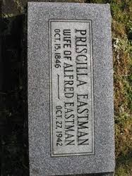 Priscilla Cox Eastman (1846-1942) - Find A Grave Memorial