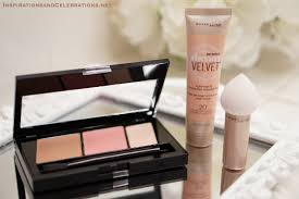 maybelline makeup contouring tutorial