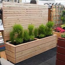 20 creative diy planter boxes designs