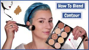 how to blend contour you