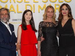Maria Grazia Cucinotta, Eva Grimaldi e il