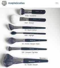 morphe brushes more makeup