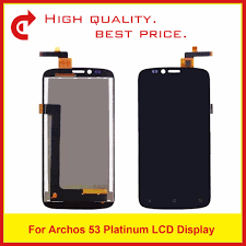 Archos 53 Platinum Lcd Display Screen ...