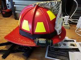 phenix tl 2 leather fire helmet review