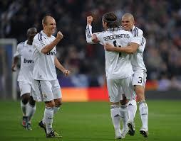Arjen Robben, Sergio Ramos, Pepe - Arjen Robben Photos - Real ...
