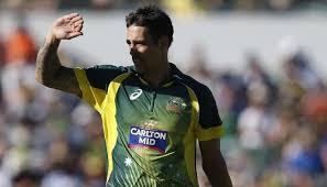 Australia pacer Mitchell Johnson to play tri-series final against England    India vs Australia 2014 News   Zee News