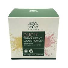 thanaka duo translucent loose powder 15g