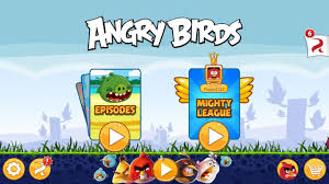 Angry Birds Mighty League Gameplay - YouTube