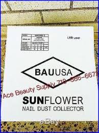 bauusa sunflower ii led nail dust