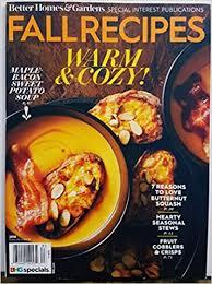 fall recipes 2018 warm cozy