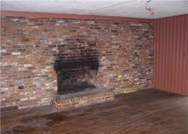 brick fireplace cleaning tips