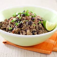 cuban style black beans and rice moros