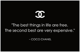 summer coco chanel quotes quotesgram