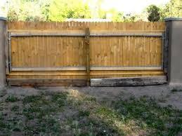 Mobile Adjust A Gate Steel Gate Pallet Fence Diy