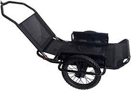 rambo r180 aluminum bike hand cart