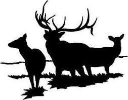 Elk Family Decal Stod 2 Vinyl Truck Window Stickers Ebay