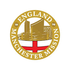England Manchester Mission Car Decal Etsy