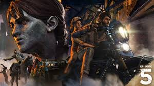 free the walking dead a new frontier