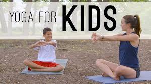 yoga for kids yoga with adriene