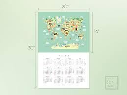 2019 Calendar For Kids World Map Calendar 2019 Kid S Room Decor Wall Decor 20 X30 Printable Calendar World Map For Kids Calendar Kids World Map Kid Room Decor