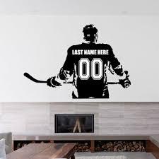 Hockey Decals
