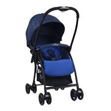 Xe đẩy Mamago Compact 319 Linen Premium màu đỏ, xanh đậm, xanh ...