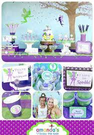 birthday decorations fairy garden