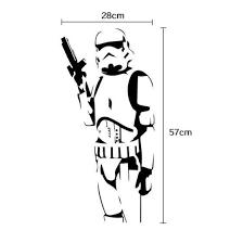 Shop Star Wars Stormtrooper Wall Sticker Vinyl Decal Diy Kids Bedroom Decor Art Mural Online From Best Kids Furniture Decor Storage On Jd Com Global Site Joybuy Com