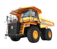 mining dump truck sany rigid truck